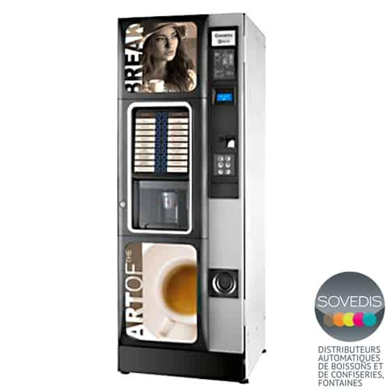 Machine à café CONCERTO
